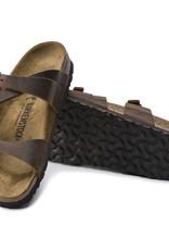 Birkenstock Birkenstock Salina Leather (Women - Narrow) - Tobacco