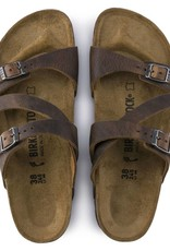 Birkenstock Birkenstock Salina Leather (Femmes - Étroit) - Tobacco