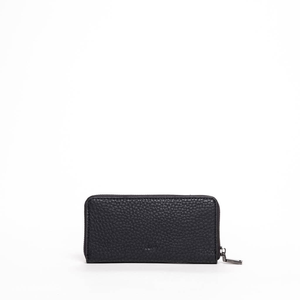 Colab Colab Pebble Smalls Wallet (#5453) - Black