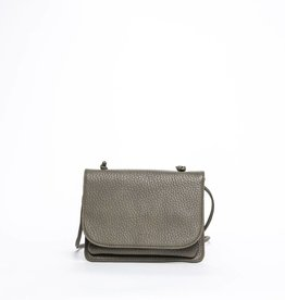Colab Colab Pebble Smalls Crossbody Caryall (#6043) - Moss