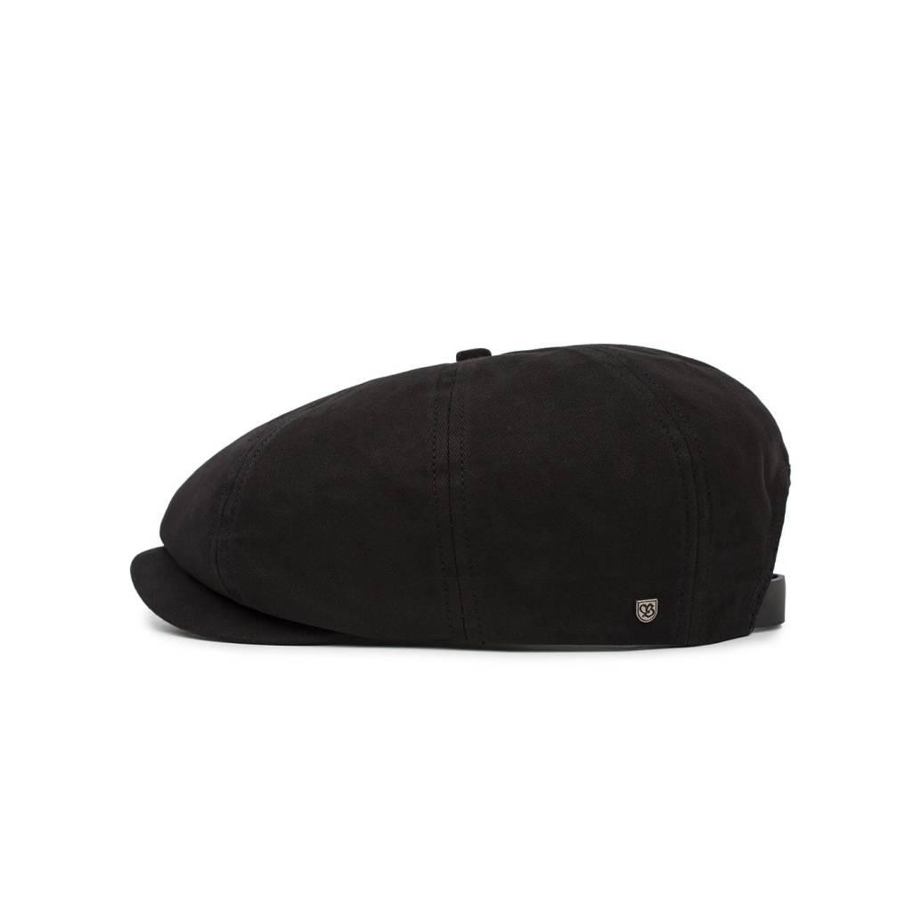 Brixton Brixton Brood Adjustable Snap Cap - Black