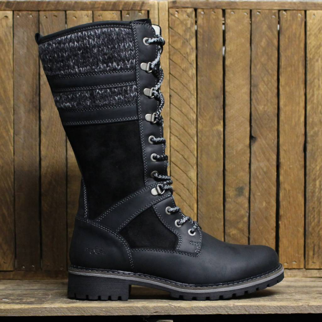 Bos. & Co. Bos. & Co. Holding - Black/Black/Grey