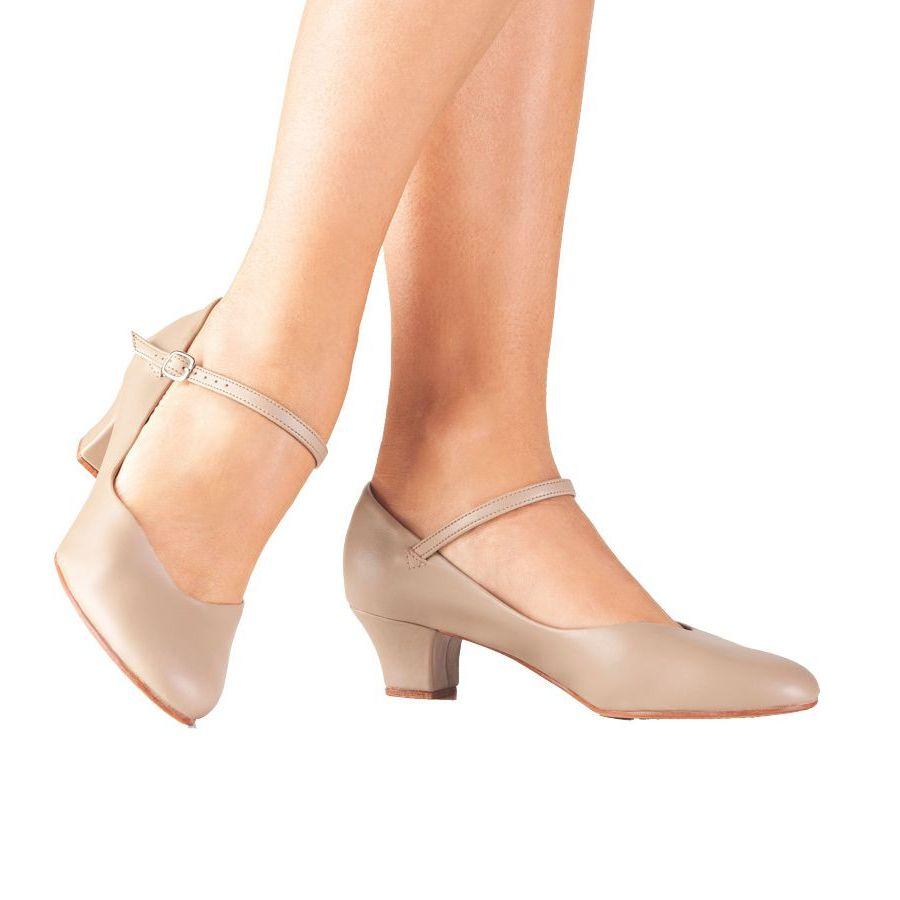"""So Danca 1.5"""" Heel Character Shoes CH50"""