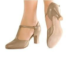 """So Danca 2"""" T-Strap Character Shoes CH54"""