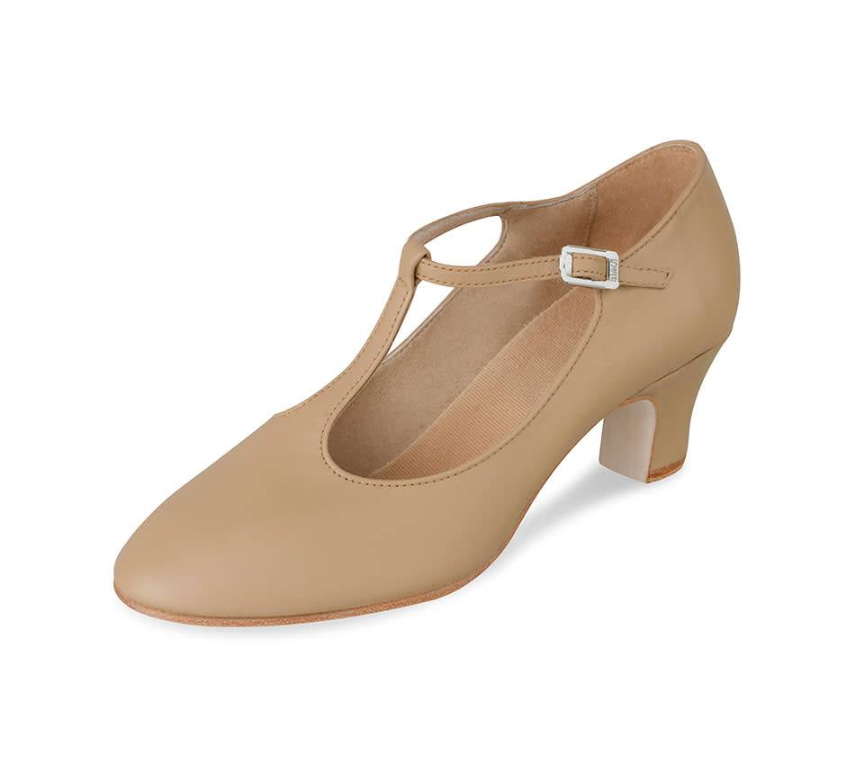 Bloch Chord T Strap Character Shoe S0383L