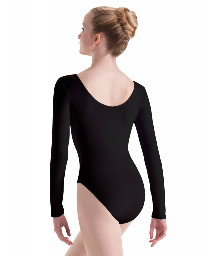 Motionwear MW17 ONLINE ONLY Adult Long Sleeve Leotard 2102