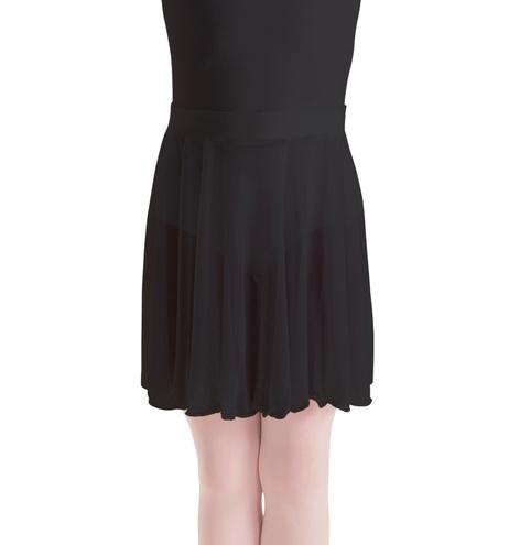 Motionwear MW17 ONLINE ONLY Pull On Chiffon Skirt 1000
