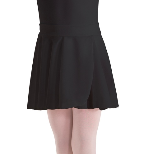 Motionwear MW17 ONLINE ONLY 1011 Pull On Wrap Skirt