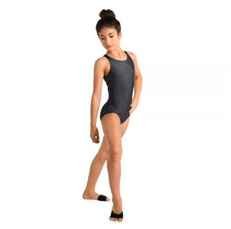 Danshuz Harness Back Tank Leotard 2700C