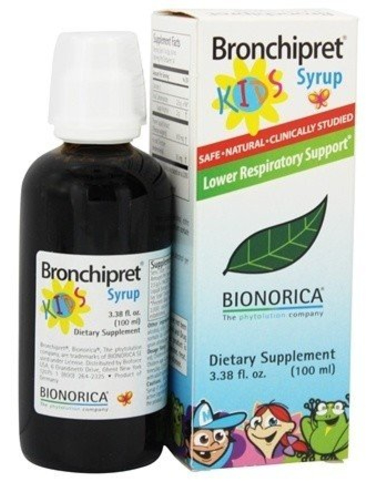 Bronchipret® Kids Syrup