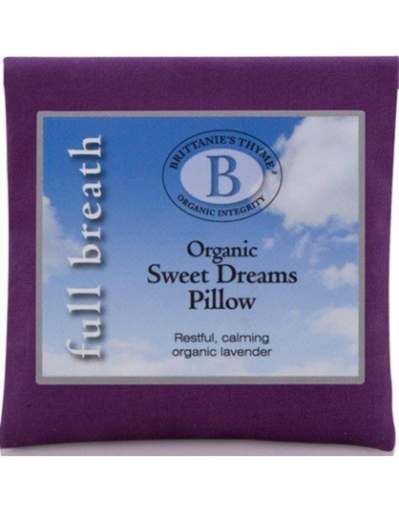 Full Breath Sweet Dreams Pillow