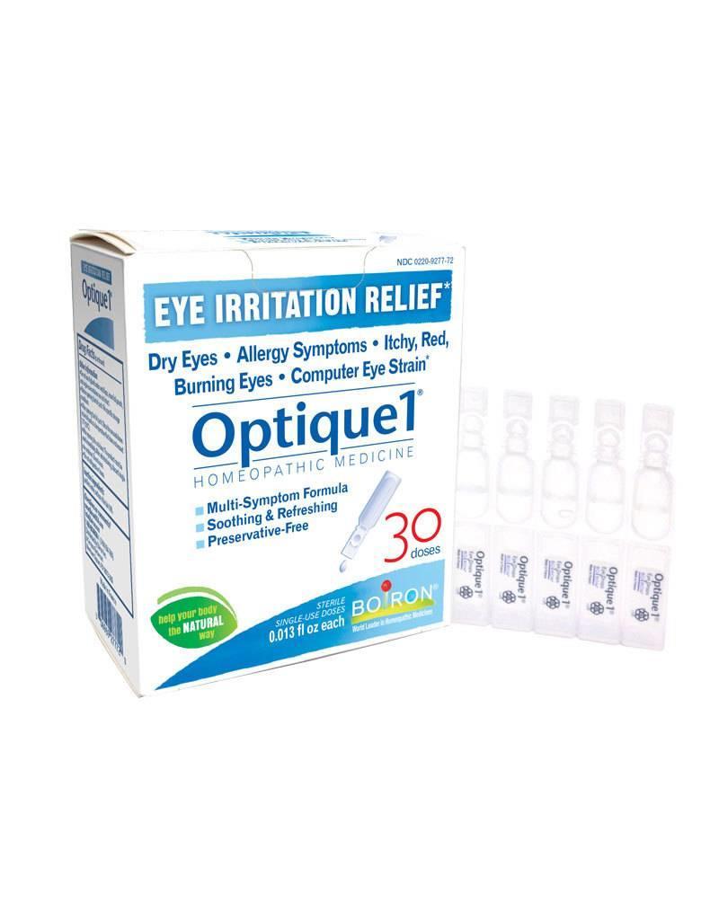 Optique 1® eye irritation relief 30 dose