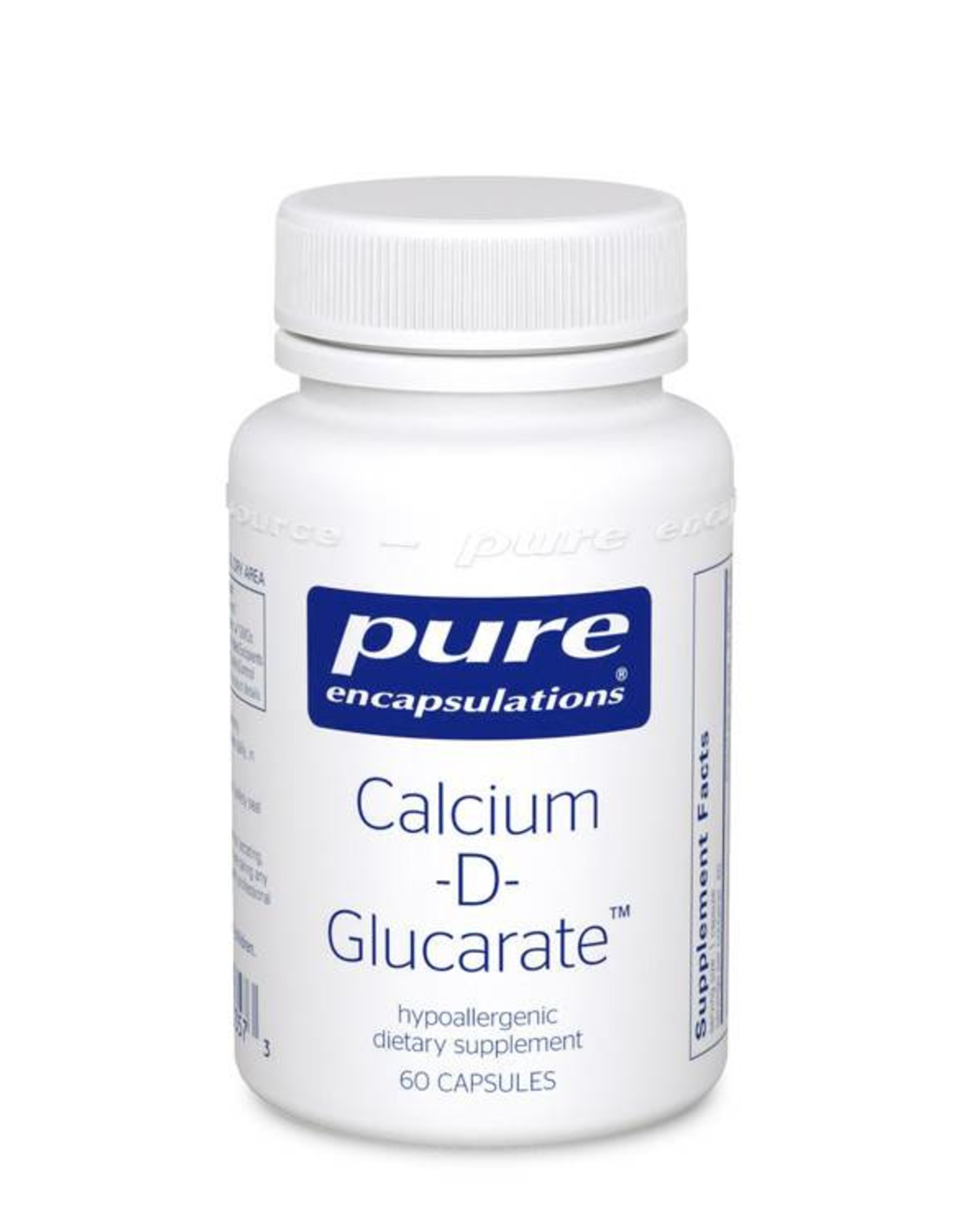 Calcium-D-Glucarate™ 60 ct