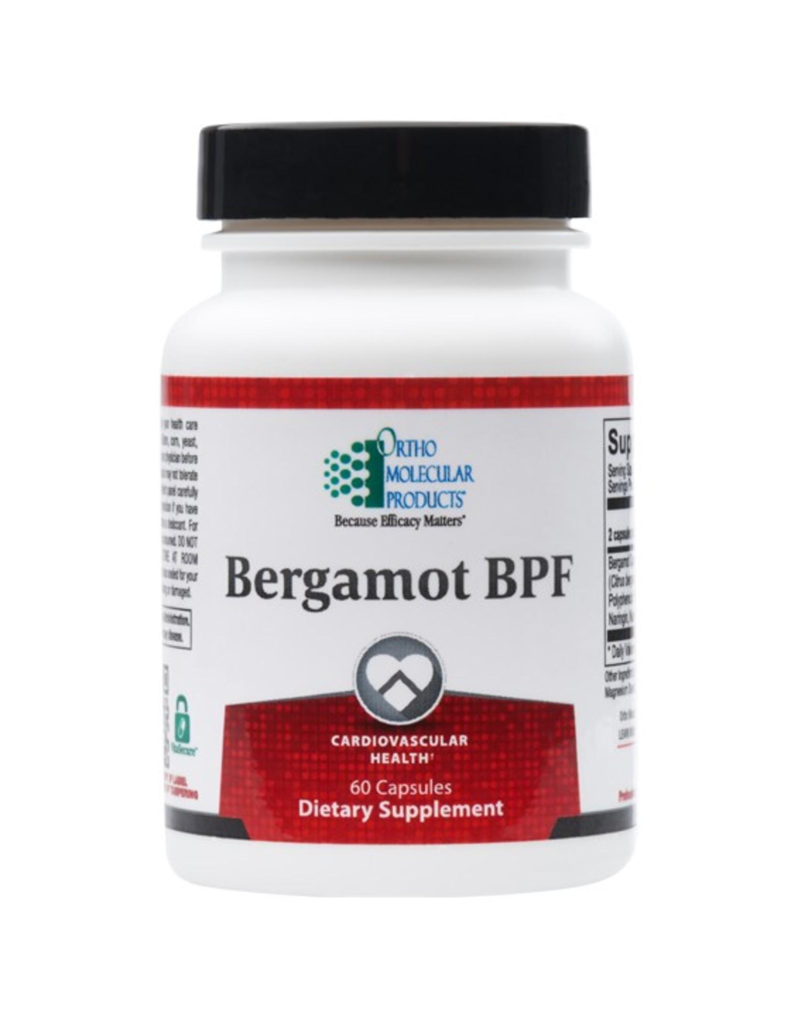 Bergamot BPF 60 ct