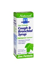Cough & Bronchial Syrup, ZINC forumula 8 oz