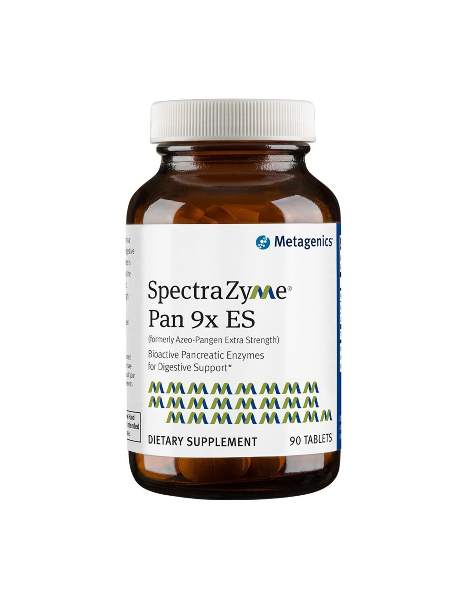 SpectraZyme® Pan 9x ES 90 ct