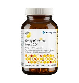 OmegaGenics® Mega 10® 60 ct