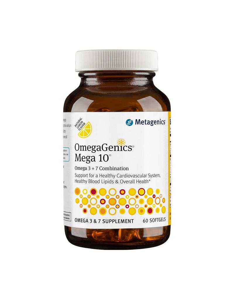 OmegaGenics® Mega 10® 60 ct