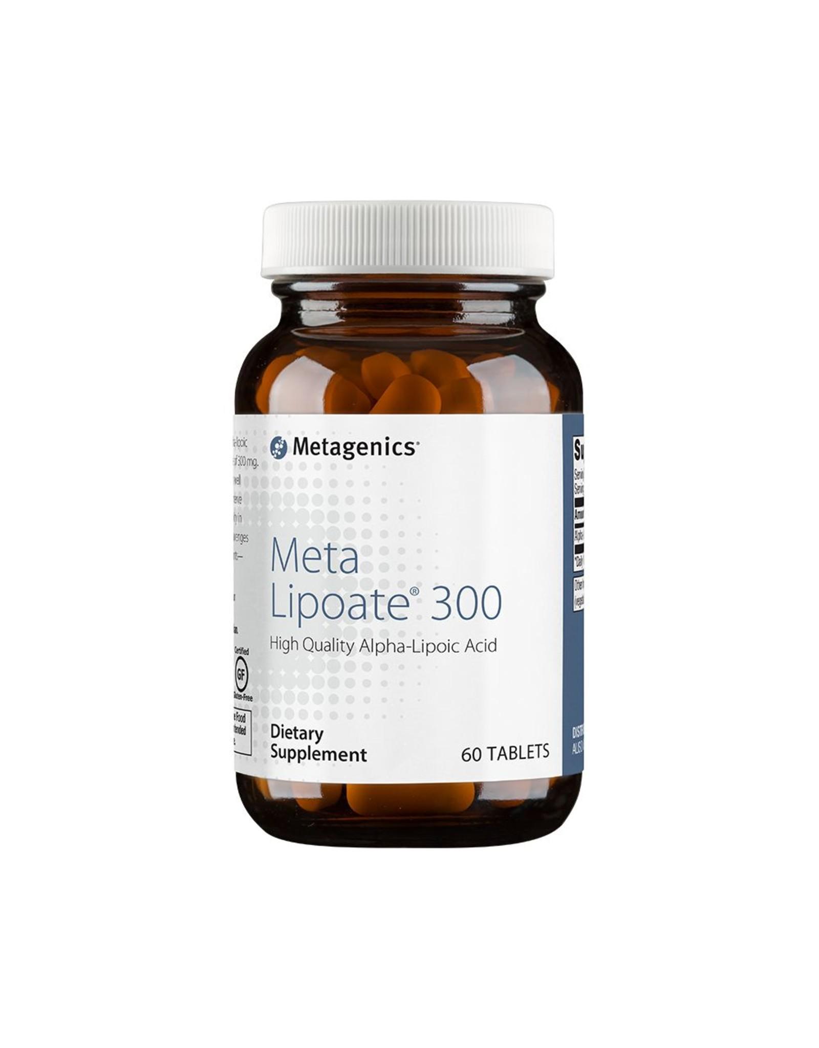 Meta Lipoate® 300 60 ct