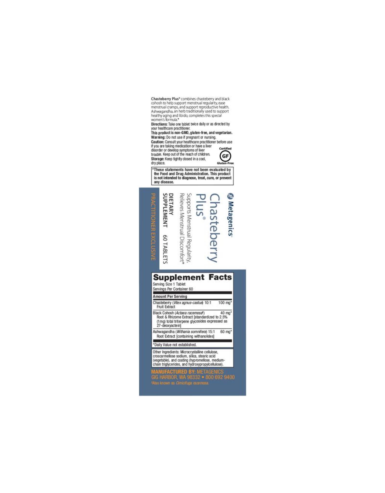 Chasteberry Plus® 60 ct
