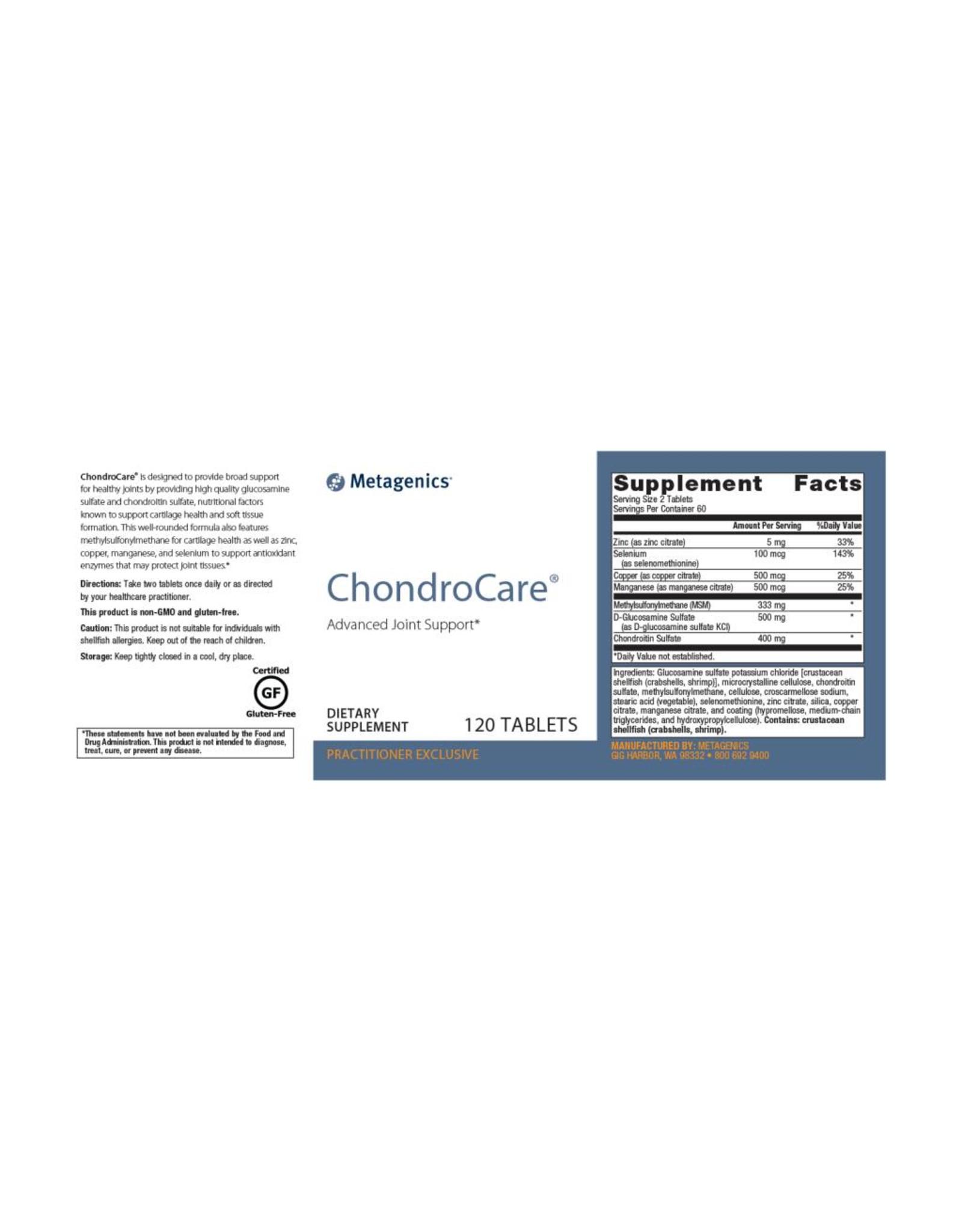 ChondroCare® 120 ct