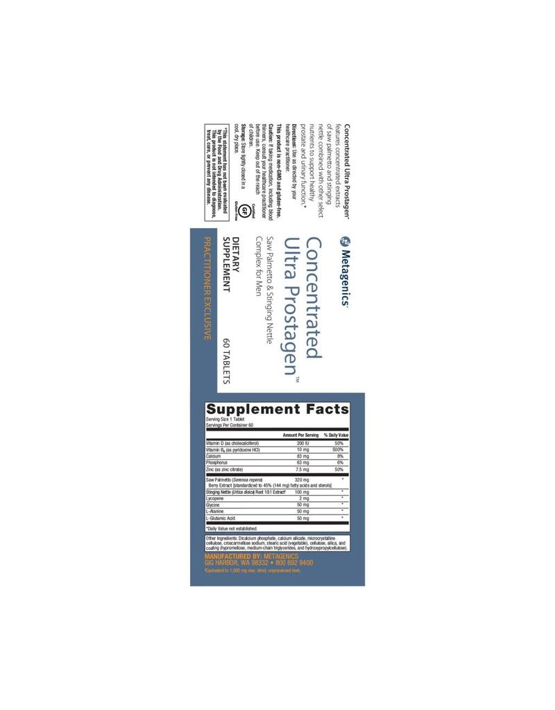 Concentrated Ultra Prostagen® 60 ct