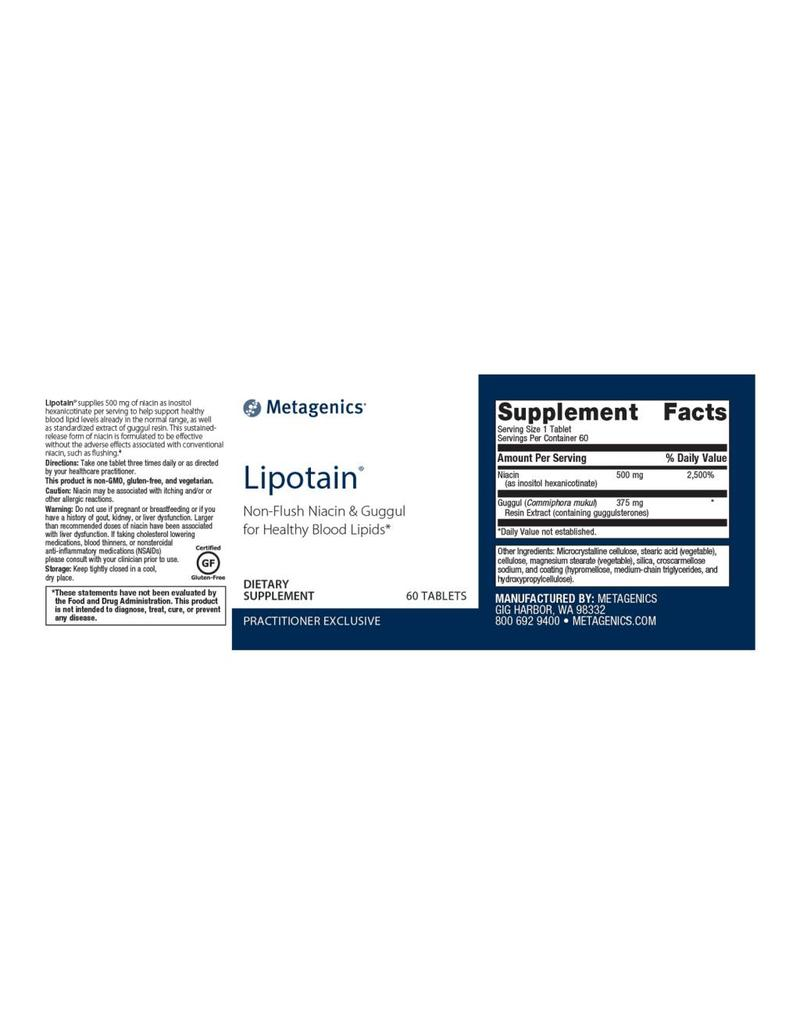 Lipotain® 60 ct