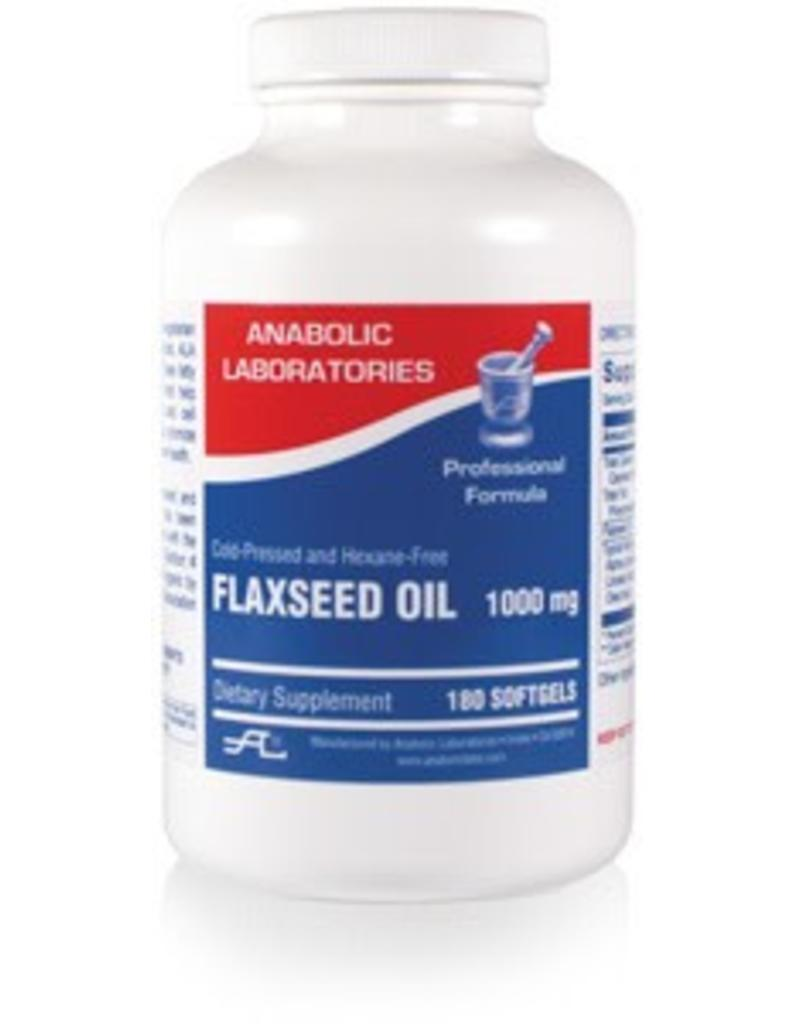 Flax Seed Oil 180 ct