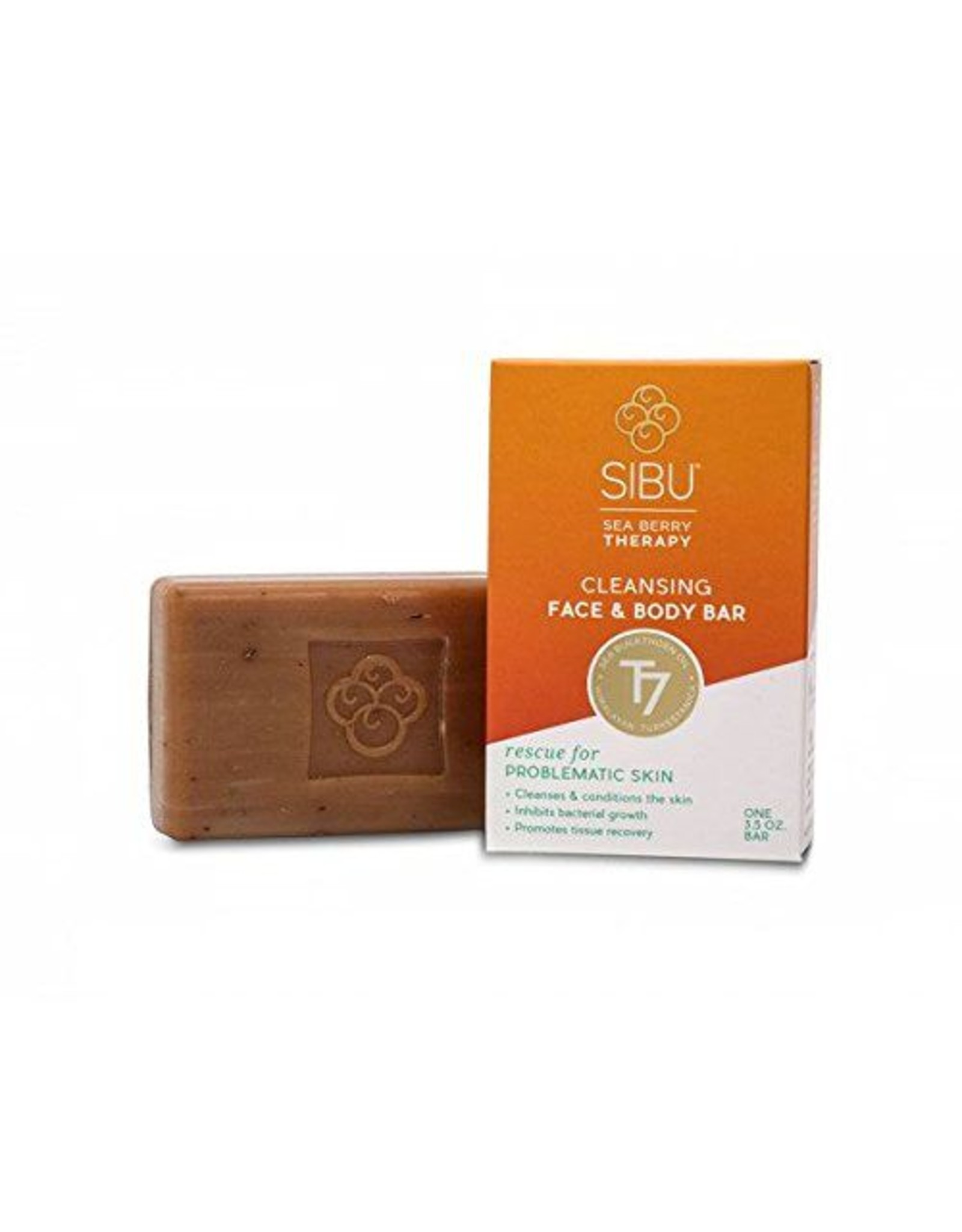 sibu™ Cleansing Face & Body Bar