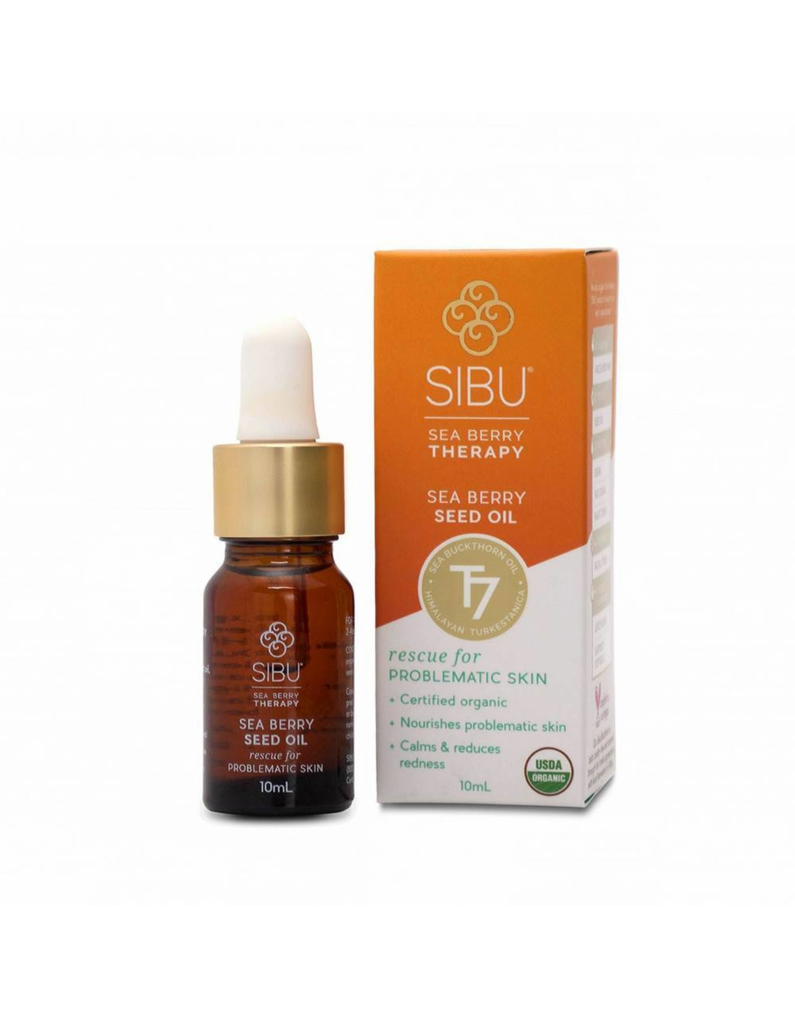 sibu™ Seed Oil - Sea Buckthorn Seed 10mL