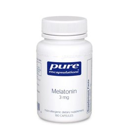Melatonin 3.0 mg - 60 ct