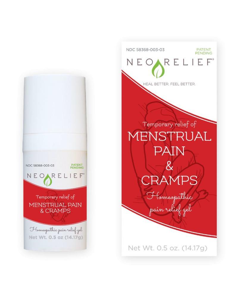 NeoRelief - Menstrual Pain & Cramps