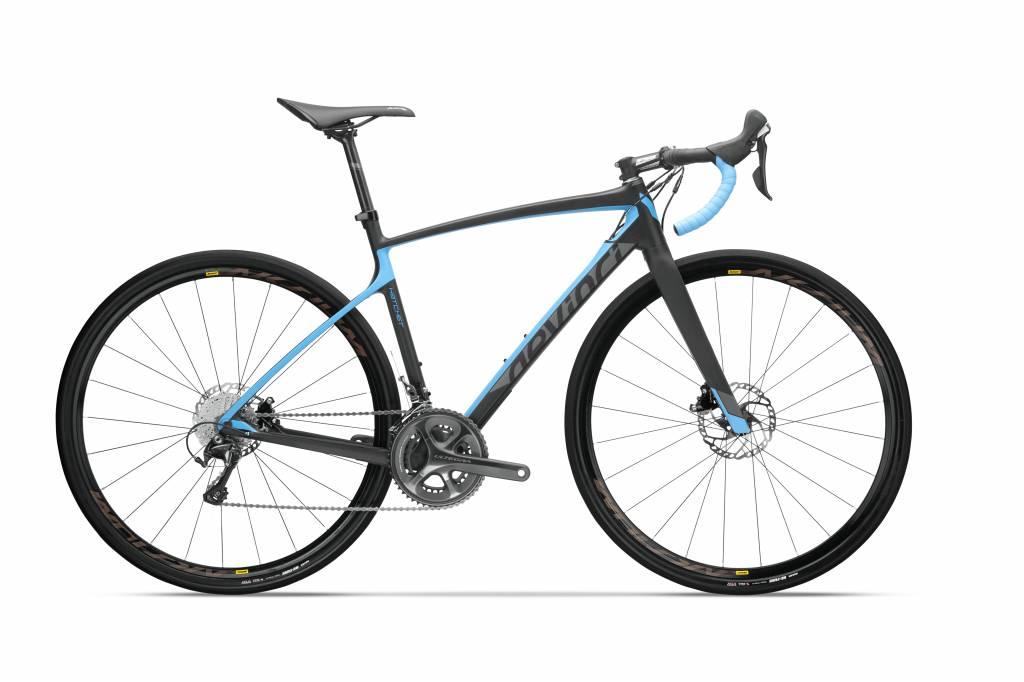 Devinci Hatchet Carbon Ultegra Blk/Blue M