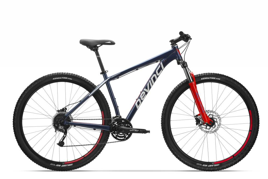 Devinci, Jack RC, Red, Blue, MD (2018)