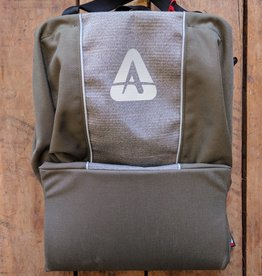 Arkel Shopper Urban Pannier Olive/Grey