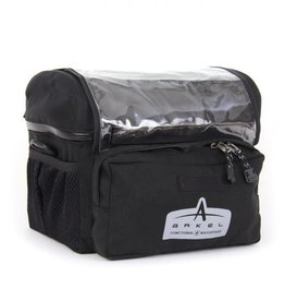 Arkel Handlebar Bag Black Large