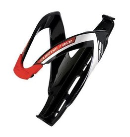 Elite, Custom Race Cage, Blk/Rd/Wh