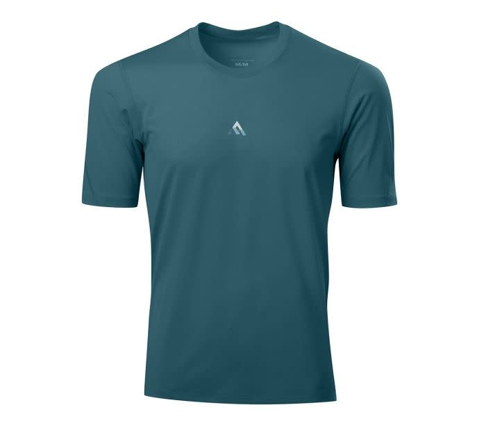 7 Mesh Eldorado Shirt Short, Men's, Mallard (Medium)