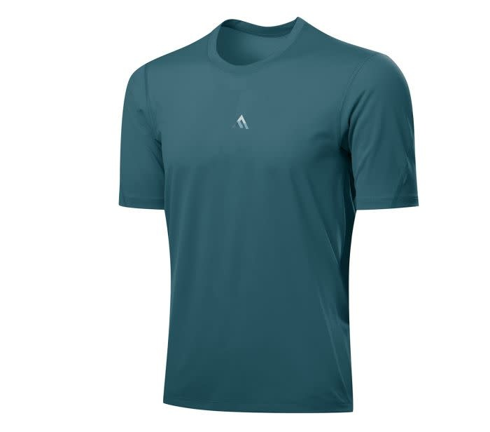 7 Mesh Eldorado Shirt Short, Men's, Mallard (Small)
