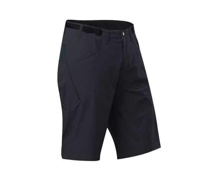 7 Mesh, Glidepath Short, Women's, Black (Small)