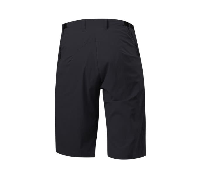 7 Mesh, Glidepath Short, Women's, Black, (Med)