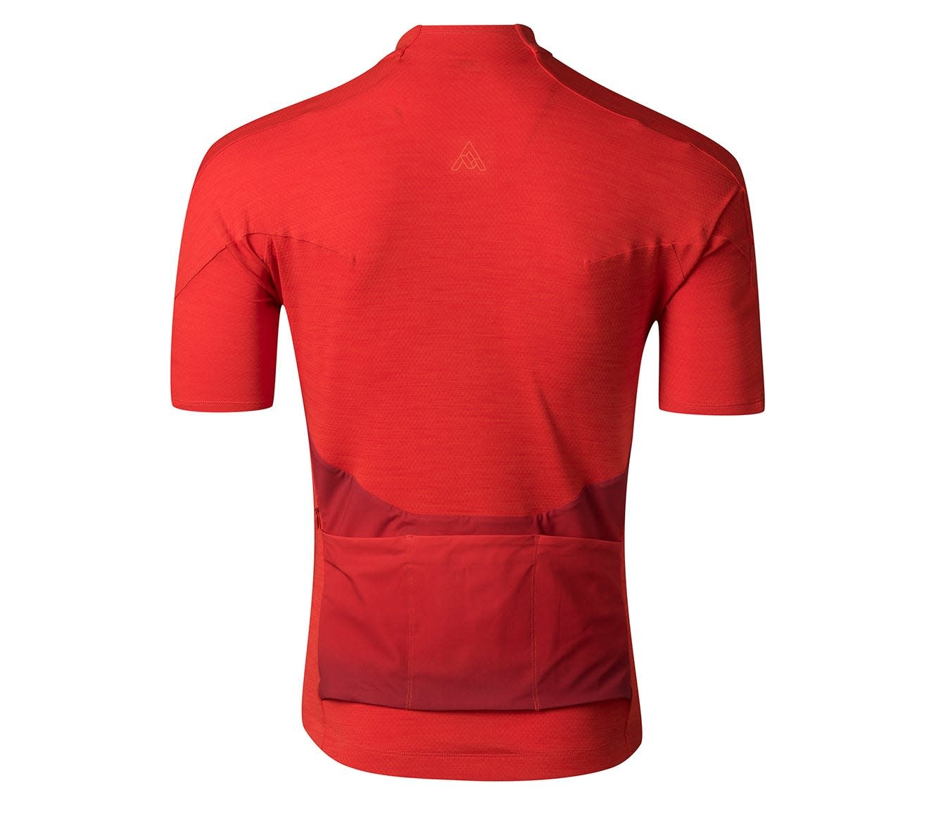 7 Mesh, Men's Horizon Jersey,  Firecracker (Sm)