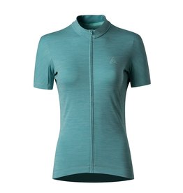 7 Mesh, Women's Horizon Jersey, Blue Agave (Md)