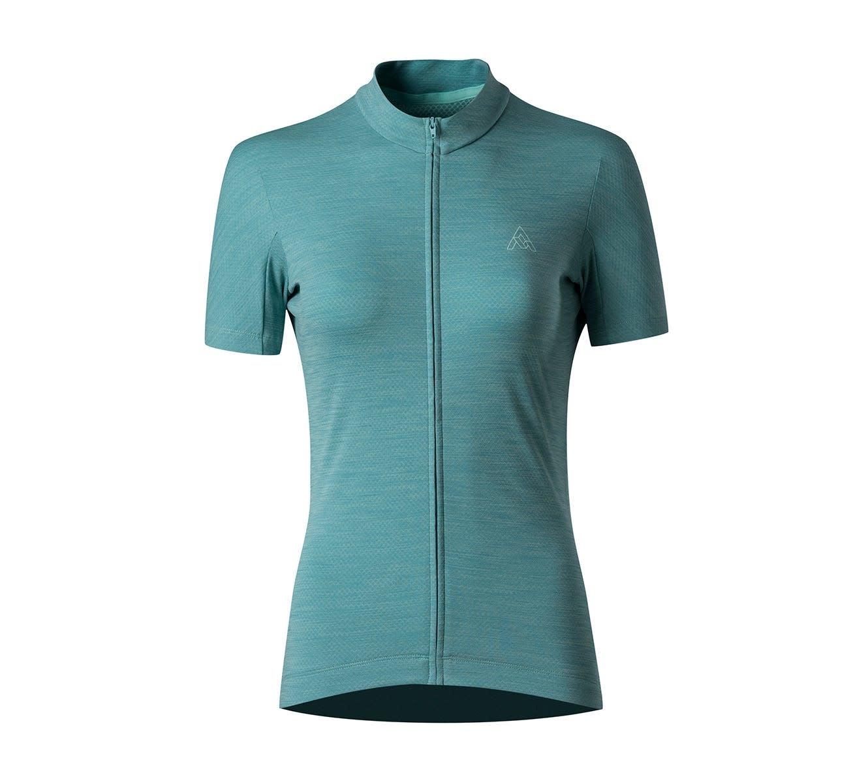 7 Mesh, Women's Horizon Jersey, Blue Agave (Md)