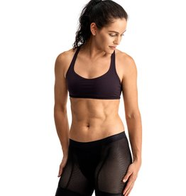 7 Mesh, Women's Foundation Short, Black (Lg)