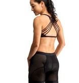 7 Mesh, Women's Foundation Short, Black (XL)
