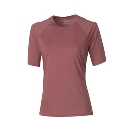 7 Mesh, Women's Sight Shirt, Dusty Rose (Sm)