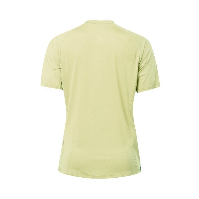 7 Mesh, Women's Sight Shirt, Key Lime, (Md)
