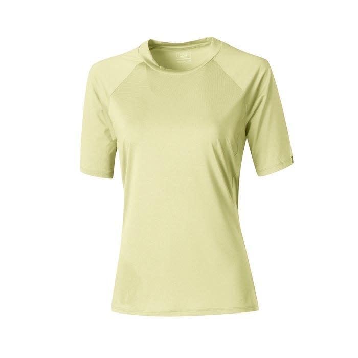 7 Mesh, Women's Sight Shirt, Key Lime, (Lg)