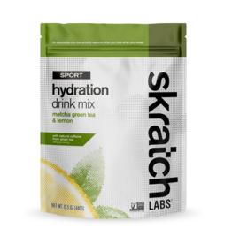 Skratch, Sports Hydration Drink Mix, Matcha, 440g